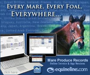 Equineline - Pedigrees, Race Records, Portfolio Service, Sire Reports and More!